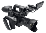Professional Camcorder - Sony PXWFS5K 4K XDCAM Super 35 Camera with E Mount 18-105mm G lens. - Vizcom Technologies - 1