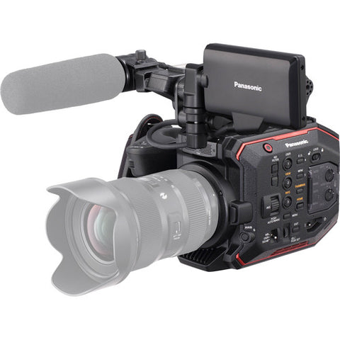 New Panasonic AU-EVA1 5.7K Super 35mm EF Mount (Body Only)