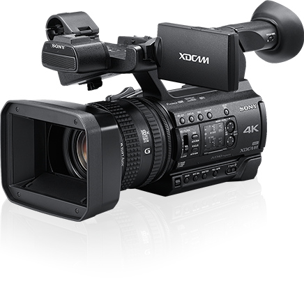Professional Camcorder - Sony PXW-Z150 4K Professional Camcorder - Vizcom Technologies - 1