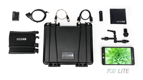 Monitor - SmallHD 702 Lite Bundle | ENDS MONDAY 28 NOV - Vizcom Technologies