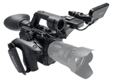 Professional Camcorder - Sony PXWFS5 4K XDCAM Super 35 Camera System (Body Only) - Vizcom Technologies - 2