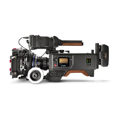 Professional Camcorder - AJA CION 4K/UHD/2K/HD Camera (Body Only) - Vizcom Technologies - 1
