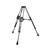 Tripod - Arrow 40 (1690) Carbon Fibre Toggle Tripod, 2 Stage System - Mid Level Spreader - Vizcom Technologies - 2