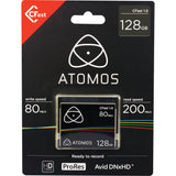 Media - Atomos CFast 1.0 - 128GB - Vizcom Technologies