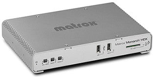 Streaming & Capture - Monarch HDX | Dual-Channel H.264 Encoder for Broadcast Streaming and Recording - Vizcom Technologies