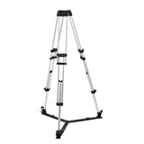 Tripod - Miller Compass 23 (1862) | 100mm Fluid head (1037) with Alloy Ground Spreader Tripod - Vizcom Technologies - 2