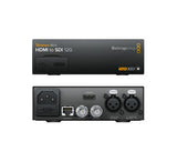 Converter - Blackmagic Teranex Mini - HDMI to SDI 12G - Vizcom Technologies - 1