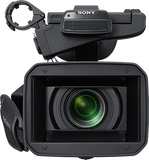 Professional Camcorder - Sony PXW-Z150 4K Professional Camcorder - Vizcom Technologies - 2