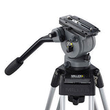 Tripod - Miller DS20 (848) 2 Stage Toggle Tripod System - Ground spreader - Vizcom Technologies - 3