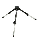 Tripod - Arrow 55 (1741) Carbon Fibre Tripod, 2 Stage HD System with Shell Case - Mid Level Spreader - Vizcom Technologies - 4