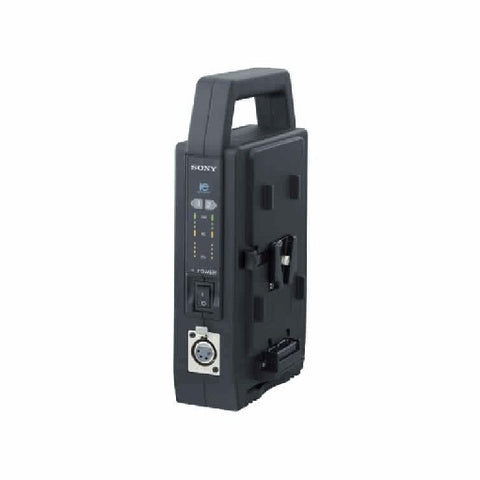 Charger - Sony BC-L70 Portable 2 Position Battery Charger - Vizcom Technologies