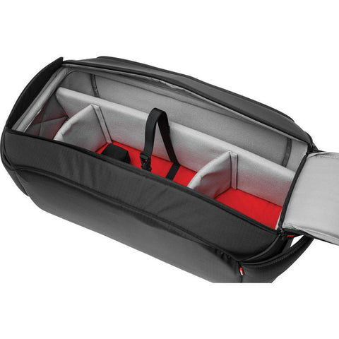 Camera Soft Case - Manfrotto PL-CC-195 Pro Light Video Camera Case (Black) - Vizcom Technologies - 1