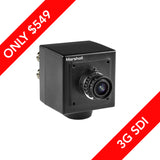 Marshall CV502 Mini Broadcast HD Camera 2.5MP (3G-SDI + CV Output)