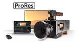 Professional Camcorder - AJA CION 4K/UHD/2K/HD Camera (Body Only) - Vizcom Technologies - 3