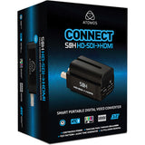 Converter - Atomos Connect S2H (New)  (SDI-HDMI) - Vizcom Technologies - 1
