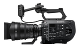 Professional Camcorder - Sony PXWFS7K 4K XDCAM Super35 Camcorder with 28-135mm Sony F4 G Lens - Vizcom Technologies - 3