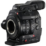Professional Camcorder - Canon C300 Mark II Cinema EOS Camcorder 4K Internal - EF Mount & 128GB CFAST Card + CFAST Reader/Writer - Vizcom Technologies - 1