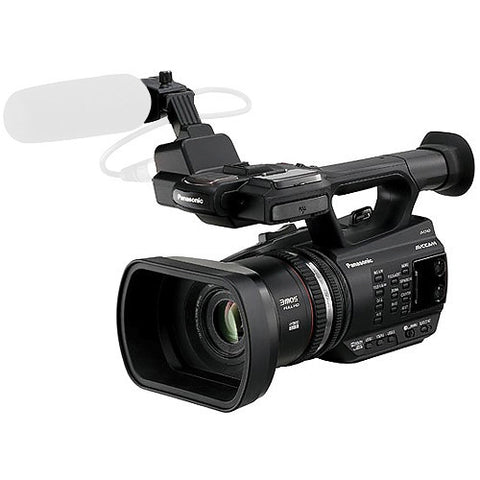 Professional Camcorder - Panasonic AG-AC90AEN AVCCAM Handheld Camcorder - Vizcom Technologies - 1