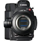 Professional Camcorder - Canon C300 Mark II Cinema EOS Camcorder 4K Internal - EF Mount - Vizcom Technologies - 2