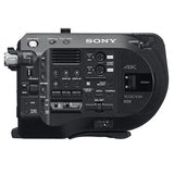 Professional Camcorder - Sony PXWFS7M2 (Body Only) - FS7II 4K Super35 lens-interchangeable XDCAM - Vizcom Technologies - 2