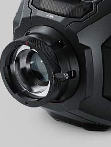 Professional Camcorder - Blackmagic Design URSA Mini B4 Mount | CINECAMURSAMTB4 - Vizcom Technologies