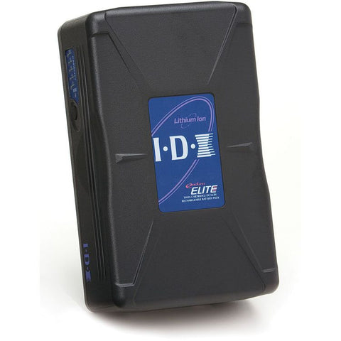 Battery - IDX ENDURA ELITE Li ion Power Cartridge V Mount Battery with Digi View - Vizcom Technologies