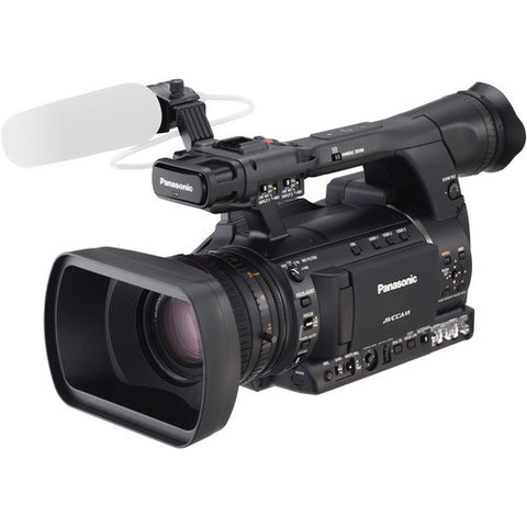 Professional Camcorder - Panasonic AG-AC160A AVCCAM Handheld Camcorder - Vizcom Technologies - 1