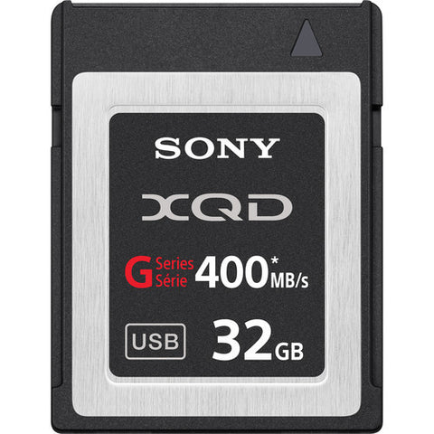 Media - Sony 32GB G Series XQD Memory Card (To suit PXWFS7 and PXWZ100) - Vizcom Technologies