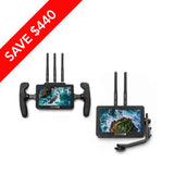 SmallHD Focus 5 inch Bolt Transmitter & Receiver Kit