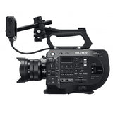 Professional Camcorder - Sony PXWFS7M2 (Body Only) - FS7II 4K Super35 lens-interchangeable XDCAM - Vizcom Technologies - 4