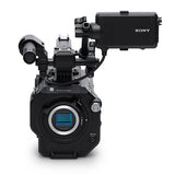 Professional Camcorder - Sony PXWFS7M2 (Body Only) - FS7II 4K Super35 lens-interchangeable XDCAM - Vizcom Technologies - 5