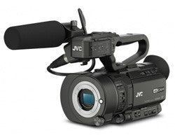 "Professional Camcorder - JVC GY-HM600E 3 x 1/3"" CMOS Full HD ENG camcorder - Vizcom Technologies"