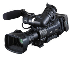 Professional Camcorder - JVC GY-HM850E Full HD shoulder-mount ENG streaming camcorder, with lens - Vizcom Technologies