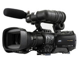 Professional Camcorder - JVC GY-HM890E Full HD shoulder-mount Streaming ENG/studio camcorder, with lens - Vizcom Technologies