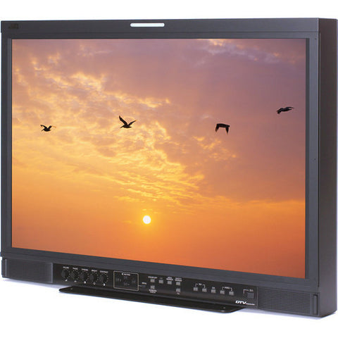 "Display - JVC DT-V24G1E Advanced 24"" 3G/Dual-link HD Monitor - Vizcom Technologies"