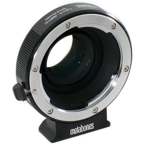 Adapter - Metabones Speed Booster Adapter- Leica R to Micro 4/3 (MB_SPLR-m43-BM1) - Vizcom Technologies - 1