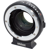 Adapter - Metabones Speed Booster Adapter- Nikon G to Micro 4/3 (MB_SPNFG-m43-BM1) - Vizcom Technologies - 1