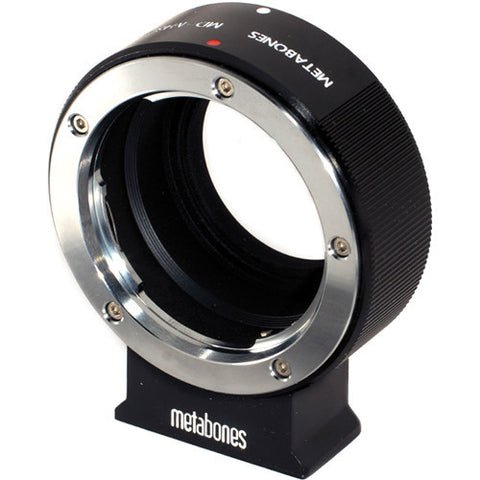 Adapter - Metabones MD to Micro 4/3 (MB_MD-m43-BM1) - Vizcom Technologies - 1