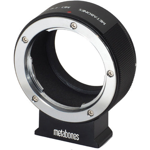 Adapter - Metabones Minolta MD to E-Mount (MB_MD-E-BM1) - Vizcom Technologies - 1