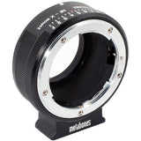 Adapter - Metabones Nikon G to X-Mount (MB_NFG-X-BM1) - Vizcom Technologies - 1