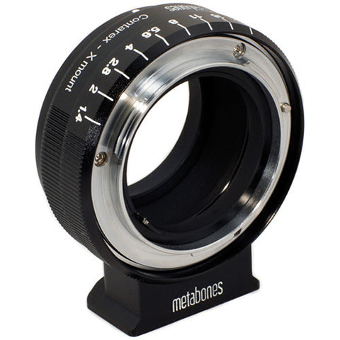 Adapter - Metabones Contarex to X-Mount (MB_CX-X-BM1) - Vizcom Technologies - 1