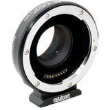 Adapter - Metabones Canon EF to Micro Four Thirds, T adapter (Black Matt) (MB_EF-m43-BT2) - Vizcom Technologies - 1