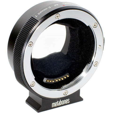 Adapter - Metabones Canon EF to E Mount, T IV (MB_EF-E-BT4) - Vizcom Technologies - 1