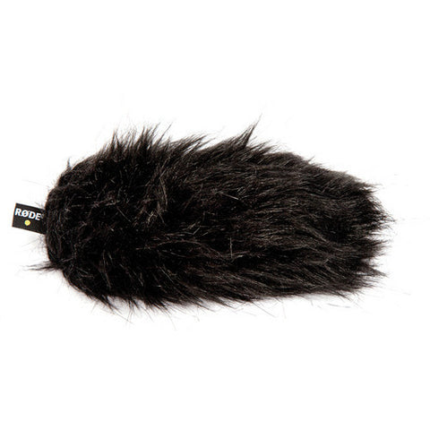 Microphone Accessory - Rode DeadCat VMPR Artificial Fur Wind Shield - Vizcom Technologies