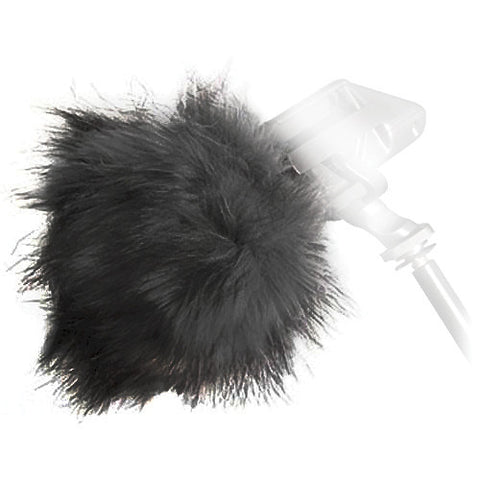 Microphone Accessory - Rode			 Dead Kitten Artificial Fur Wind Shield - Vizcom Technologies
