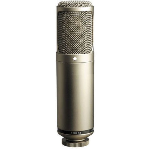 Microphone - Rode			 K2 - Variable Pattern Studio Tube Condenser Microphone - Vizcom Technologies - 1