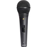 Microphone - Rode			 M1 Dynamic Handheld Stage Microphone - Vizcom Technologies