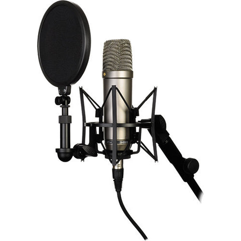 Microphone - Rode NT1-A Large Diaphragm Condenser Microphone (Single) - Vizcom Technologies - 1
