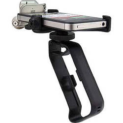 Microphone Accessory - RodeGrip+ Multipurpose Mount and Lens Kit for the iPhone 5/5s - Vizcom Technologies