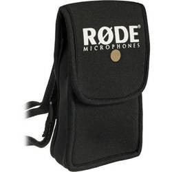 Microphone Accessory - Rode			 SVM Bag - Stereo VideoMic Bag - Vizcom Technologies